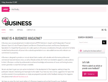Tablet Preview of 4-business.co.uk